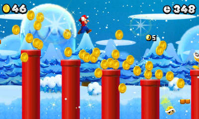 New Super Mario Bros 2: miliardari in Game premiati da Nintendo!