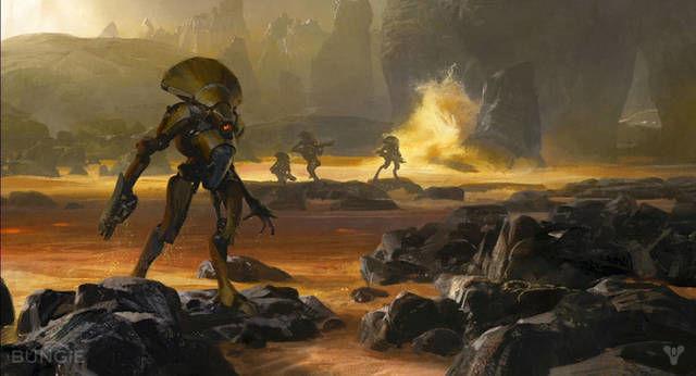 Gli alieni di Destiny