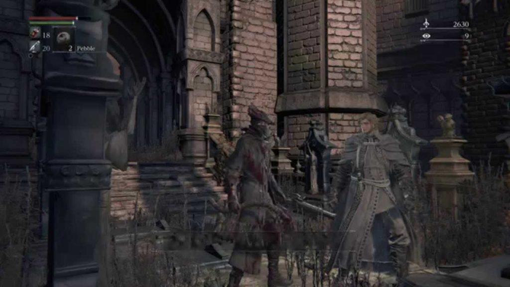 Bloodborne come portare a termine la missione di Alfred