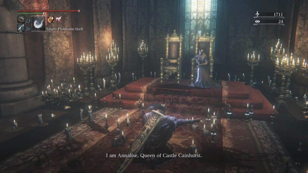 Bloodborne come portare a termine la missione di Annalise