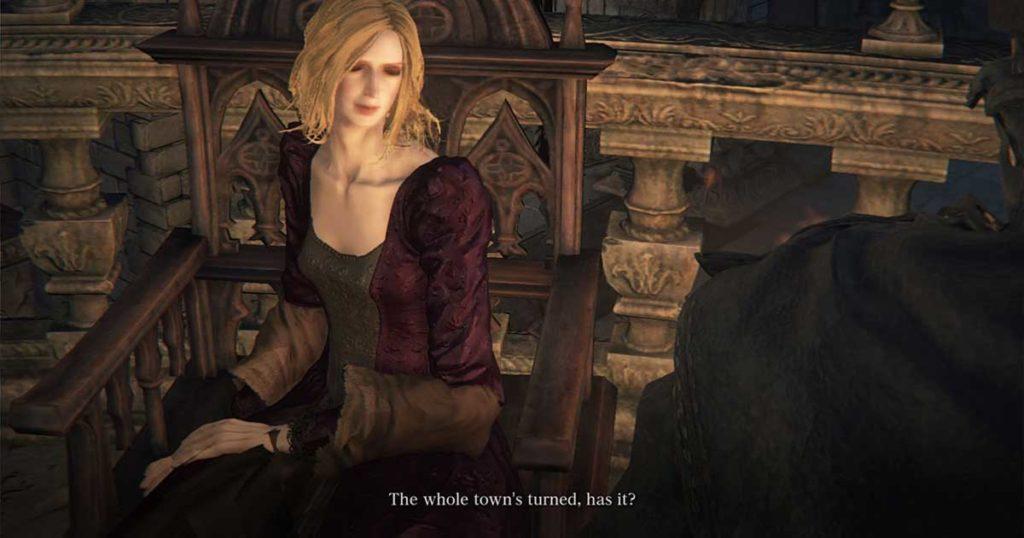 Bloodborne come portare a termine la missione di Arianna