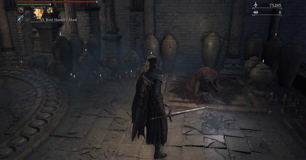 Bloodborne come portare a termine la missione della Cappella di Oedon
