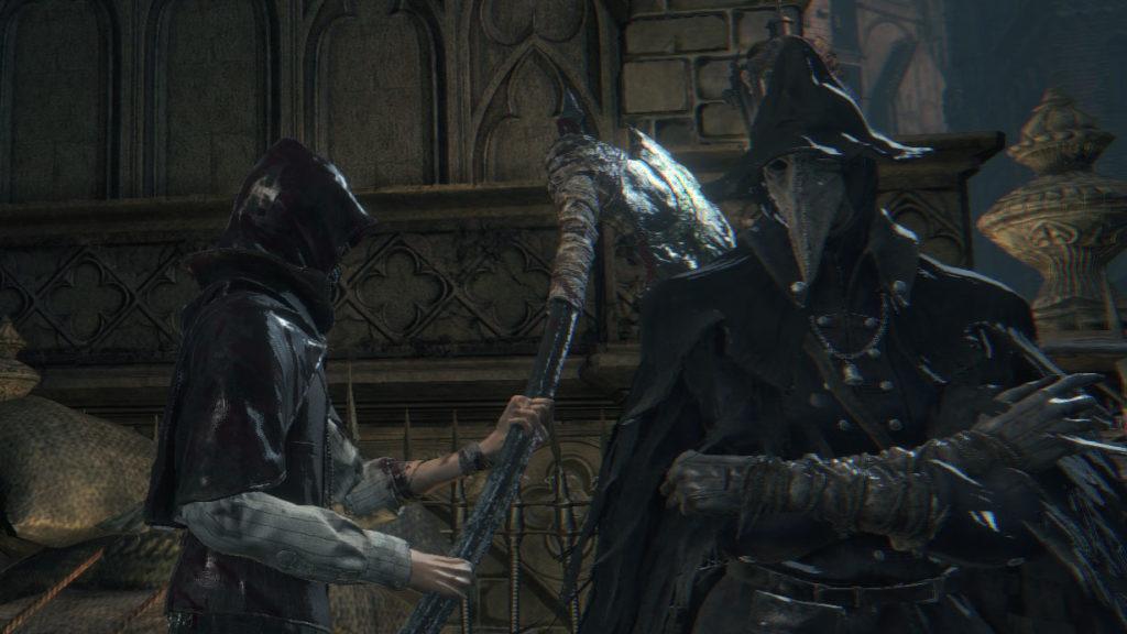Bloodborne come portare a termine la missione di Eileen