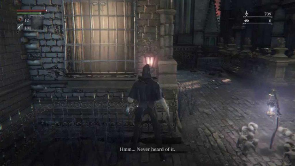 Bloodborne come portare a termine la missione di Gilbert
