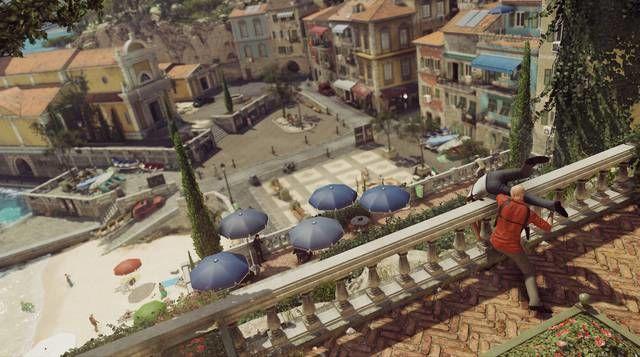 Hitman - Episode 2: Sapienza