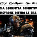 Batman arkham Knight Ricercati: Guida completa per fermare Deathstroke
