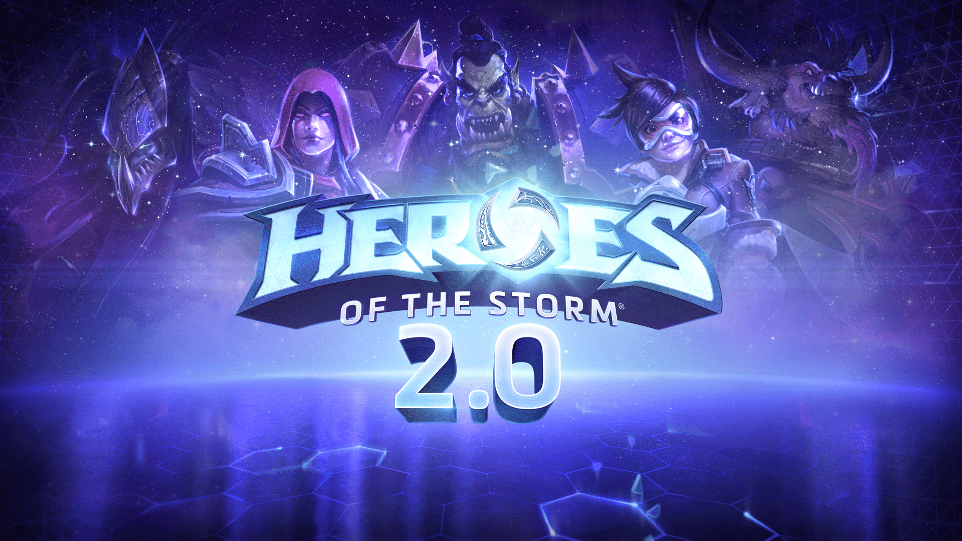Secondo anniversario Heroes