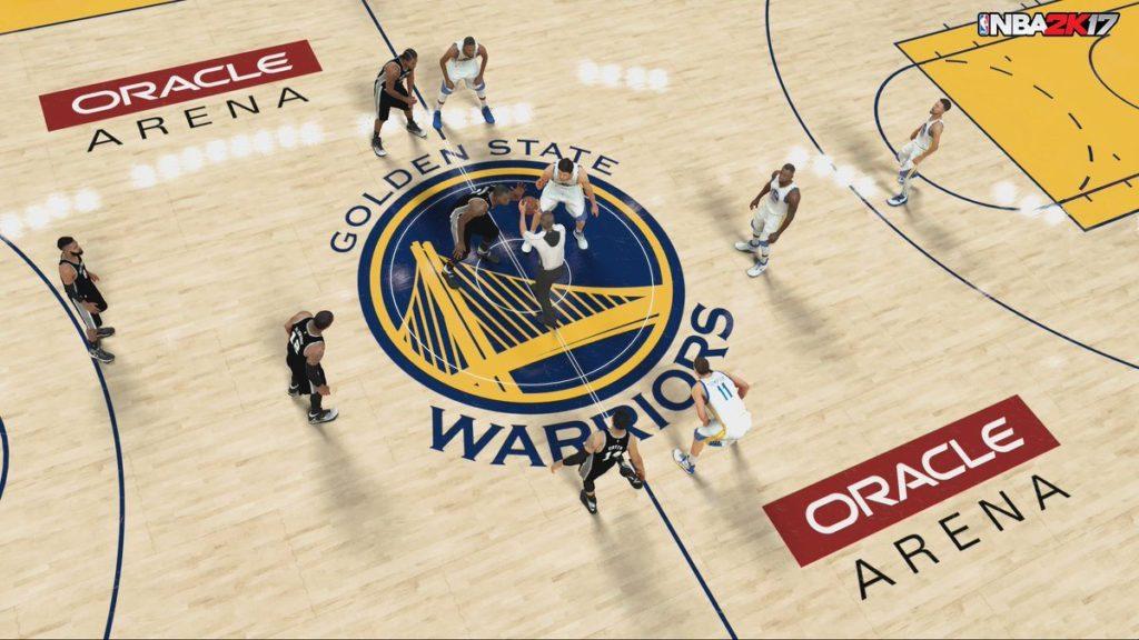 NBA 2k palla a due