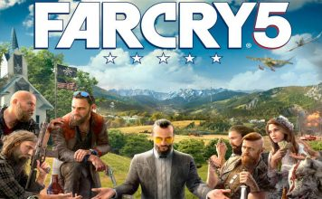 Far Cry 5 customizable characters header