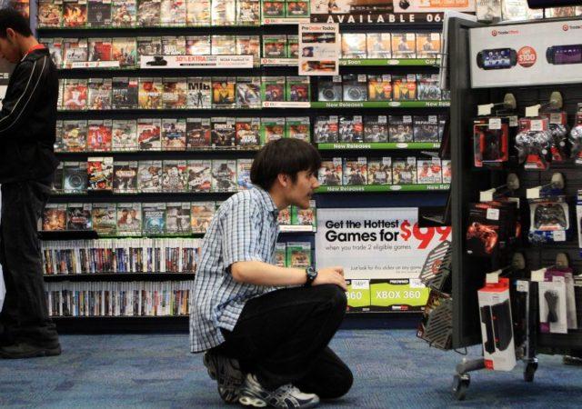 negozio di videogames