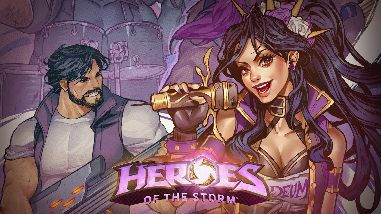Colonna sonora Heroes of the Storm