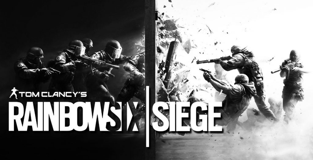 Rainbow's Six Siege