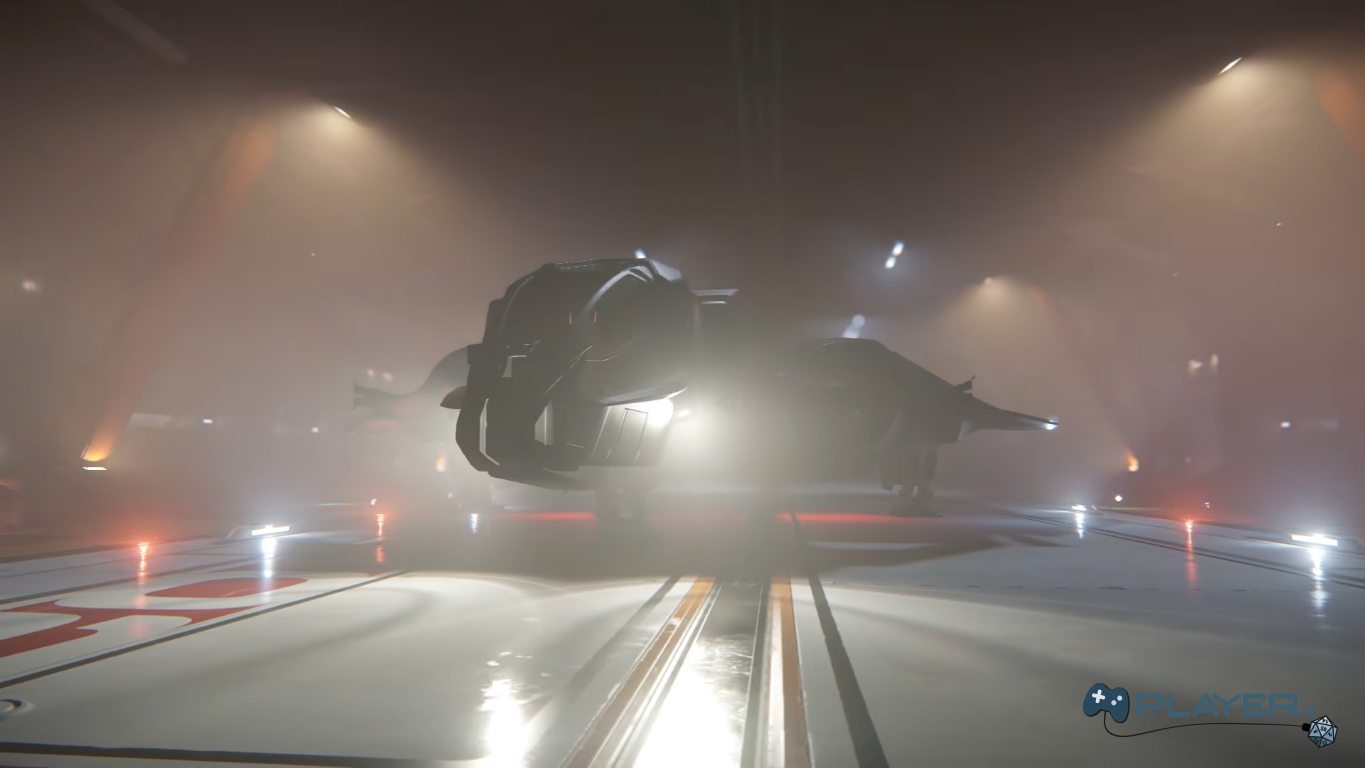 Star Citizen new fog preview