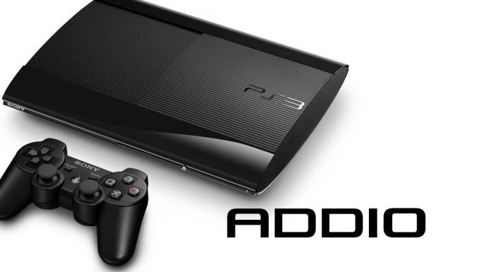 Sony Playstation 3, stop alla produzione di console