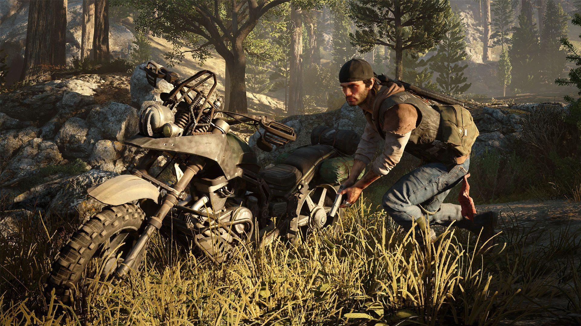 Days Gone: Presenti lunghi filmati all'interno del gioco?