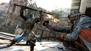 for honor screen
