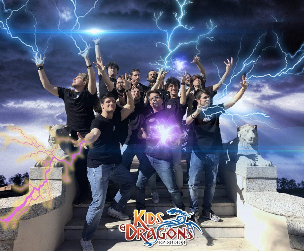 Organizzatori Kids & Dragons