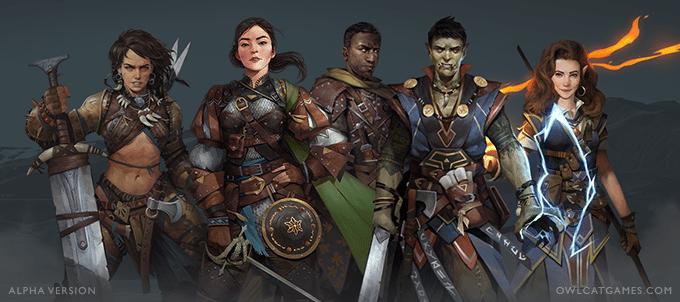Molti dei potenziali alleati sono i personaggi iconici di Pathfinder, che siamo abituati a vedere nei manuali