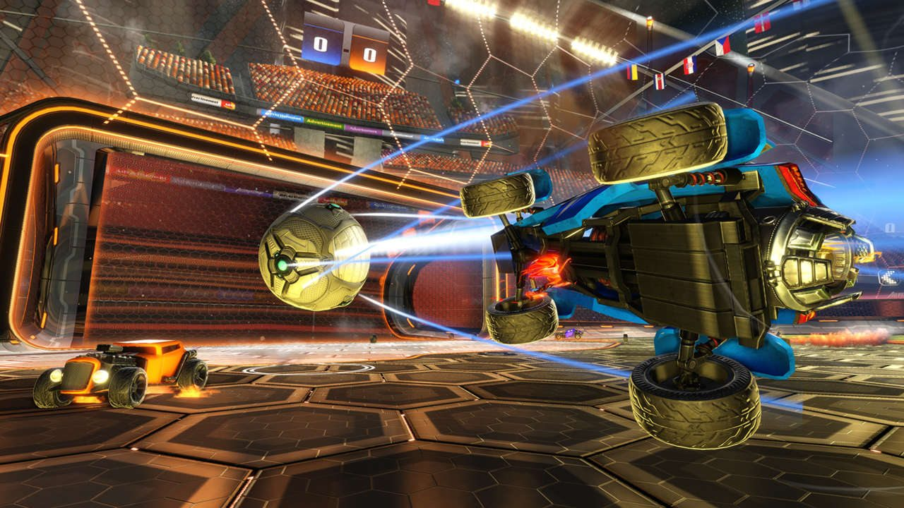 Guarda i Campionati del Mondo di Rocket League e vinci premi