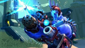 battleborn in game screen