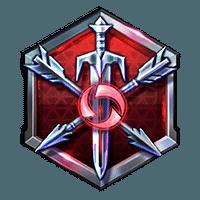 Heroes assassin logo