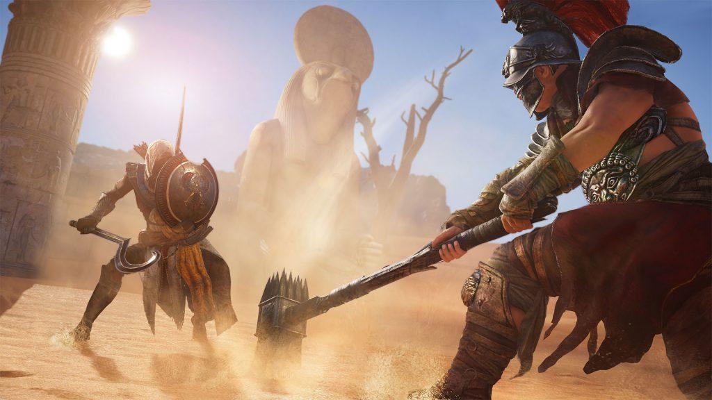 Assassin's Creed Origins Arena