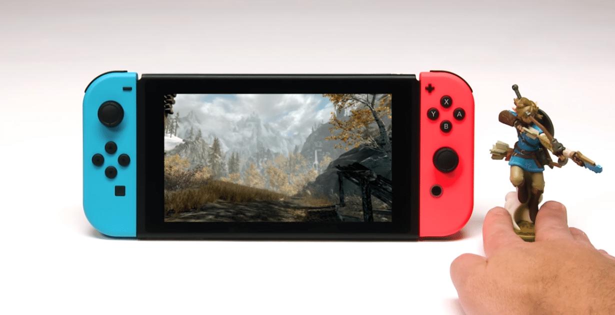 Bethesda E3 2017: The Elder Scrolls V: Skyrim arriva su Nintendo Switch