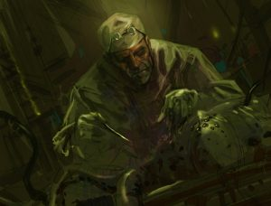 Mad Doctor Call of Cthulhu