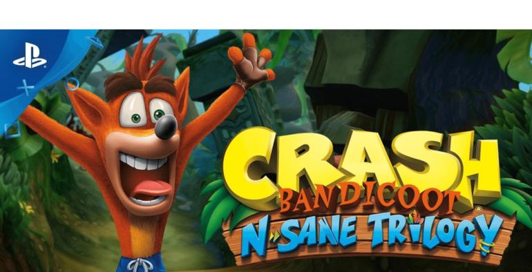Crash Bandicoot N.sane Trilogy: mostrato un altro livello di Crash: Warped