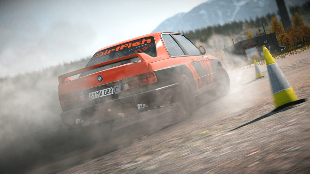 Dirt 4_Dirtfish_BMW