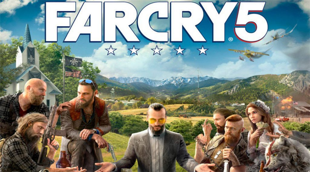 Far Cry 5 Amici Mercenari