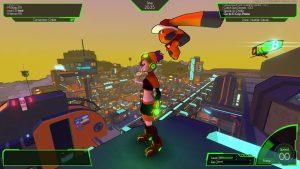 Hover Revolt of Gamers ECP17 Screenshot