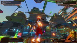 Hover Revolt of Gamers ECP17 lowScreenshot