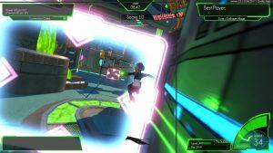 Hover Revolt of Gamers Race Screenshot