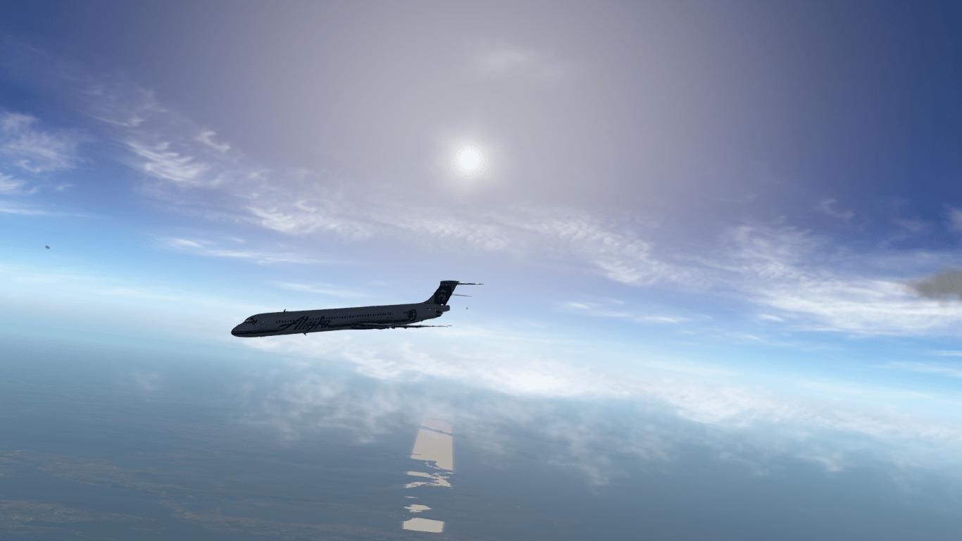 X-Plane 11 MD-80
