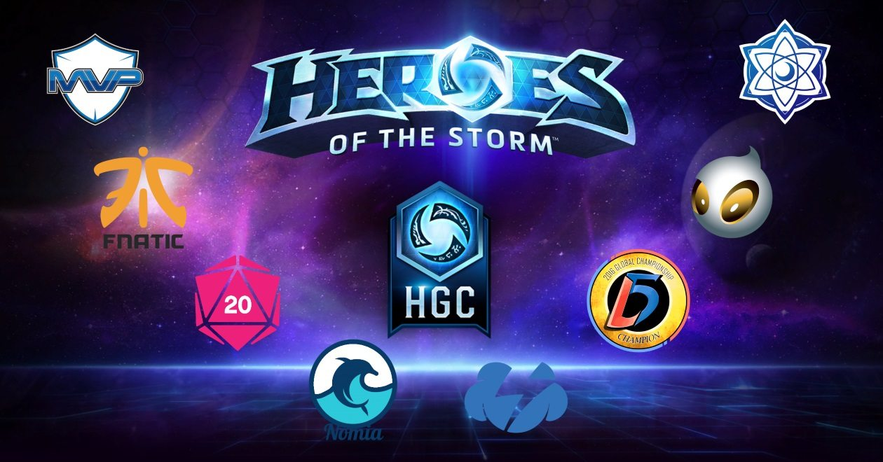 Heroes Mid Season Brawl Top 8