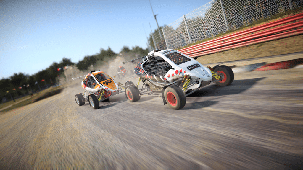 Dirt 4_CrossKart
