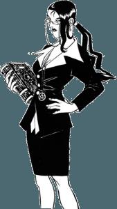 Vampiri Tremere Aisling Sturbridge