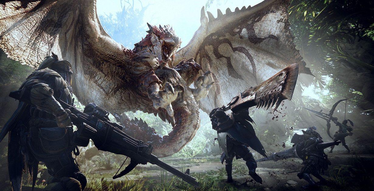 Tutte le informazioni ad oggi disponibili riguardo Monster Hunter World