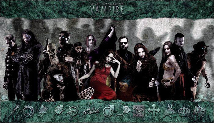 clan Vampiri: La Masquerade
