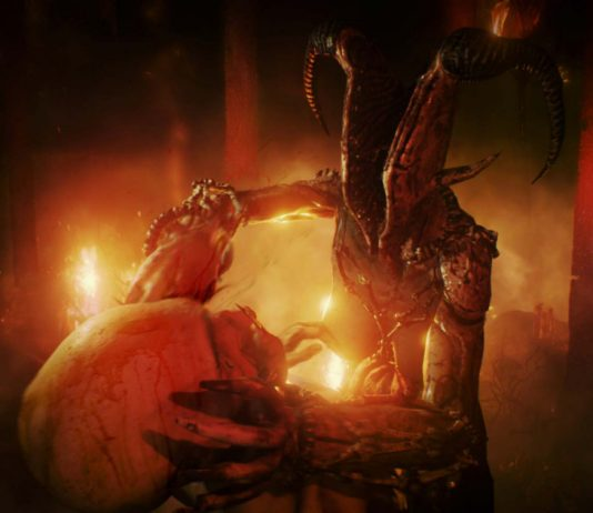 agony nuovo gameplay
