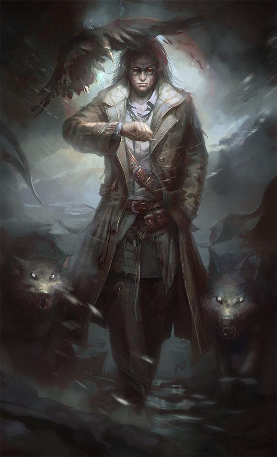 Animalità gangrel vampire masquerade