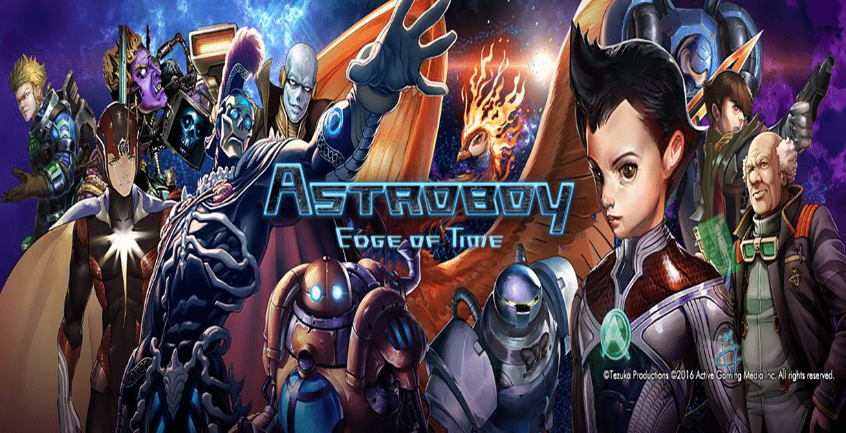 Recensione: Astro Boy Edge of Time