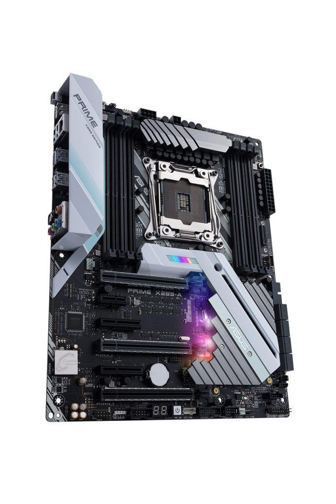 asus x299 chipset 2