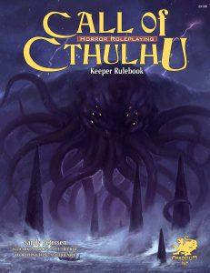 corebook richiamo di Cthulhu