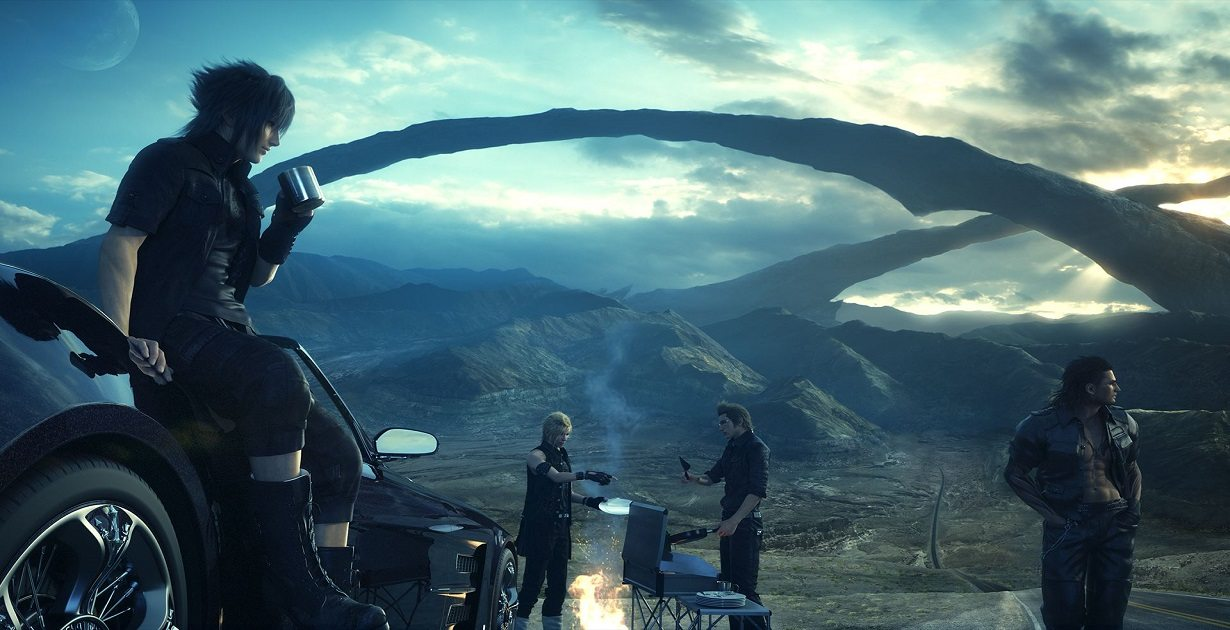 final fantasy xv grandi novità gamescom