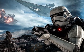 star wars battlefront II closed alpha mail
