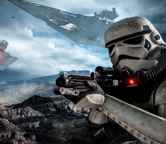 star wars battlefront II closed alpha mail