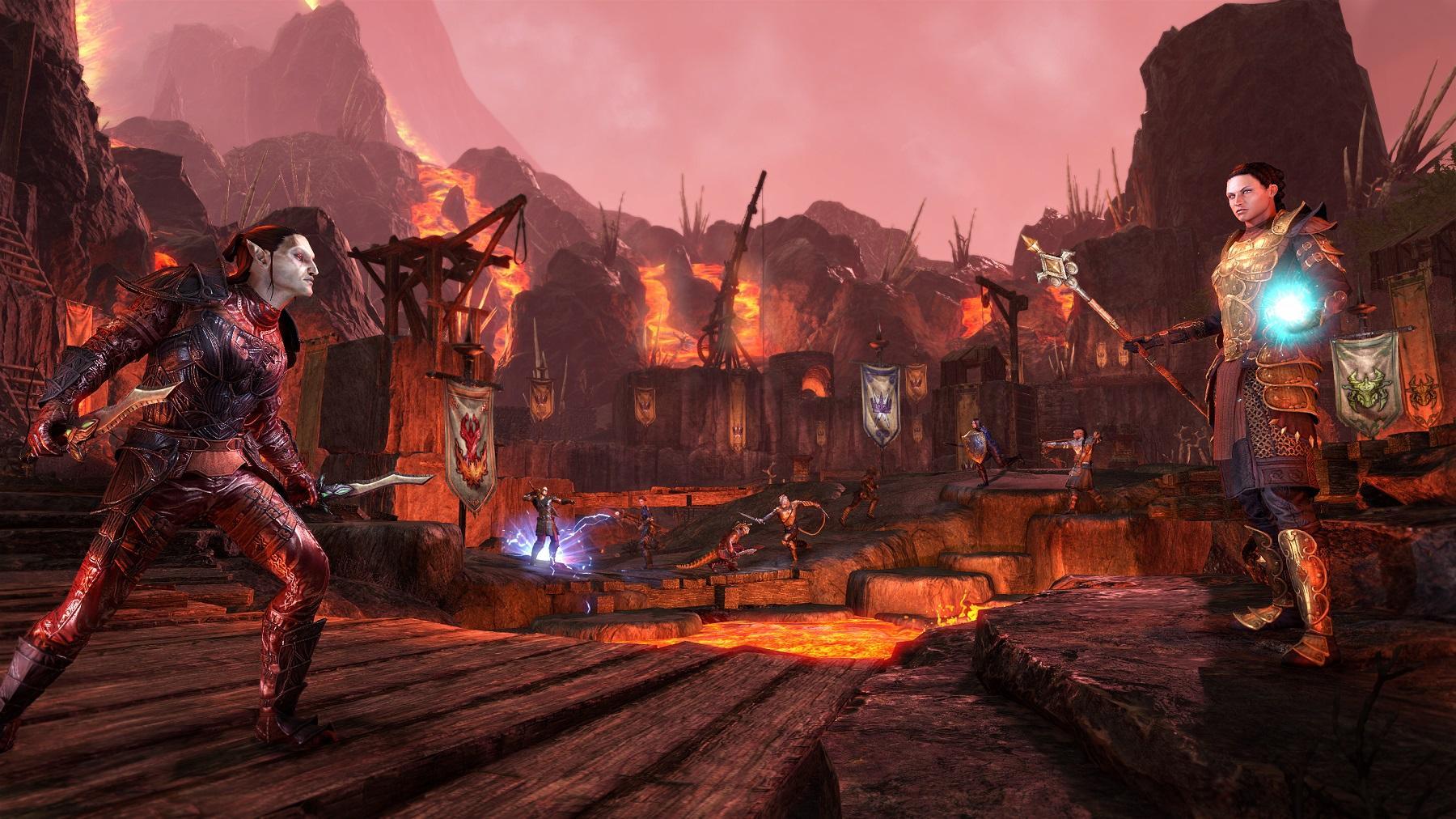 In nuovi battlegrounds metteranno alla prova le vostre abilità.