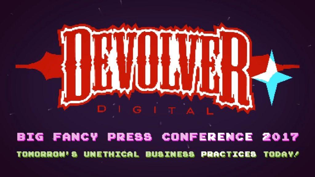 devolver digital conferenza